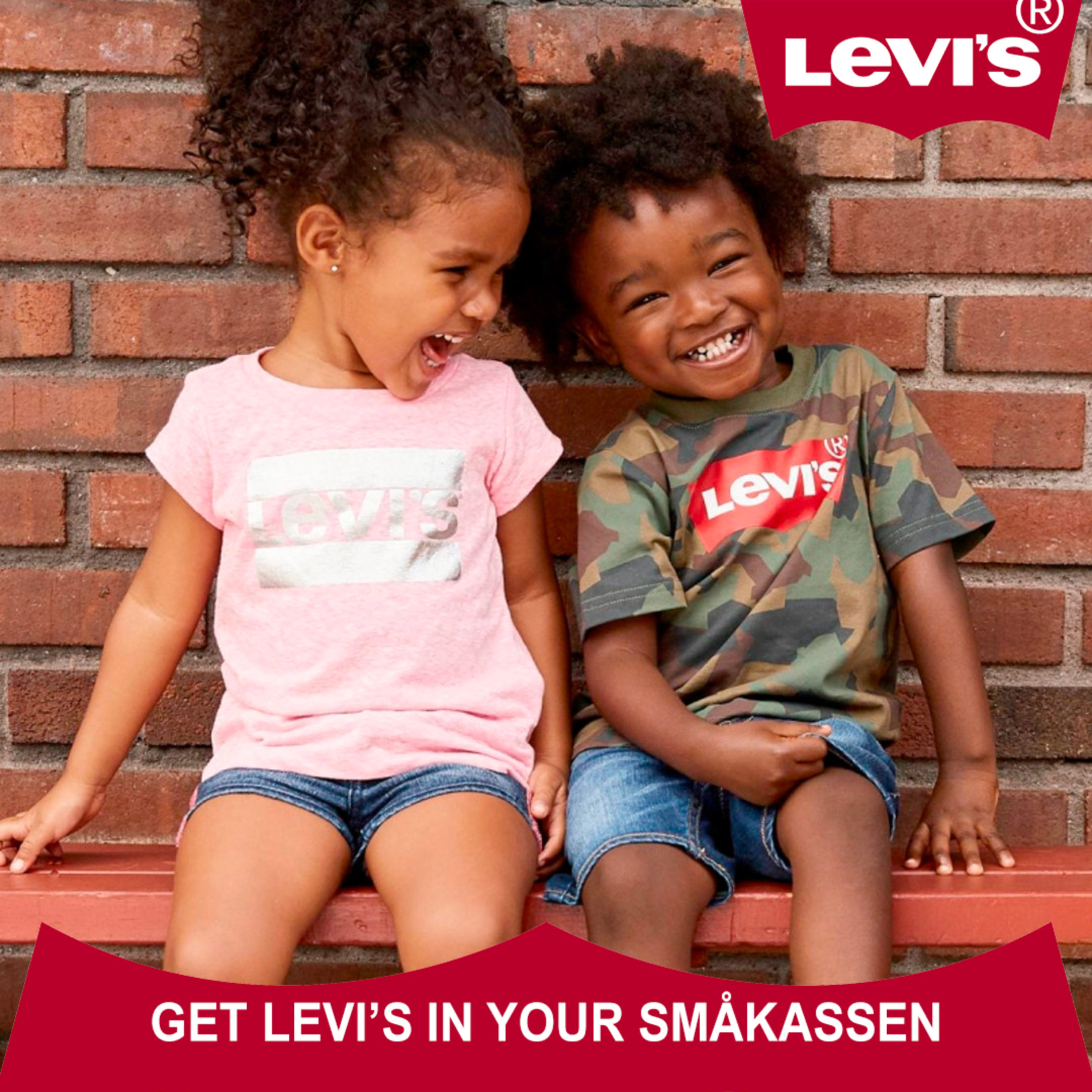 Levi's Kids' now in your Småkassen