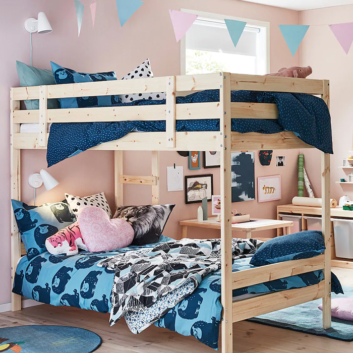 Double bunkbed