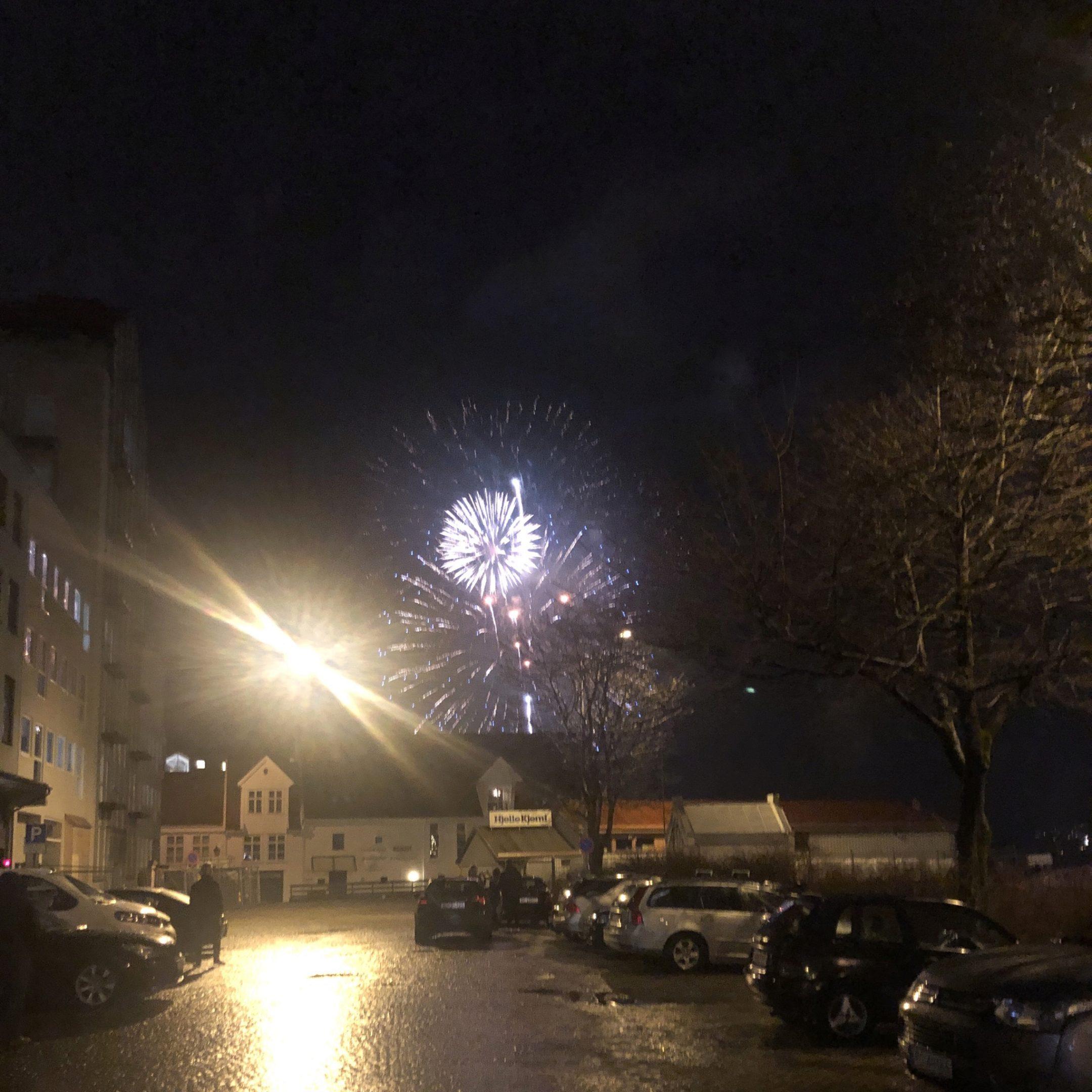Bergen Fireworks