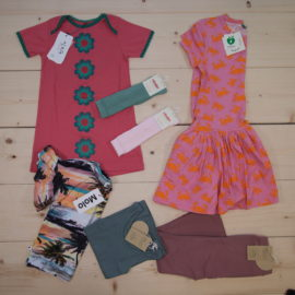This is a The Childish Stylist that we prepared for a girl in the styles cool and minimalistic in size .