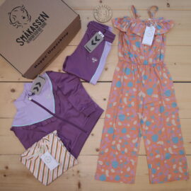 This is a The Childish Stylist that we prepared for a girl in the style cool in size .