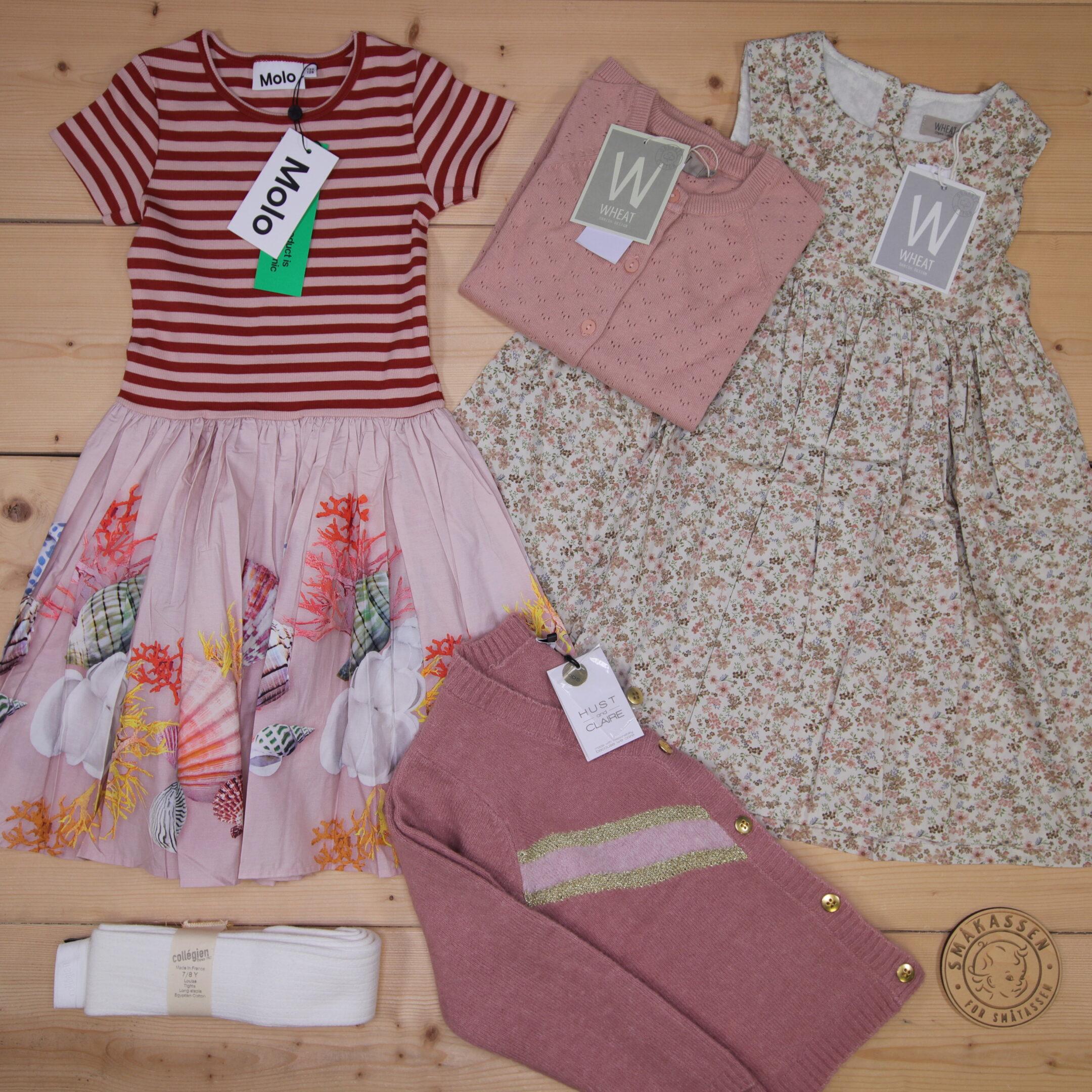 Dette er en 2000 NOK* The Childish Stylist som vi forberedte for en jente i stilene cute og cool i størrelse 122