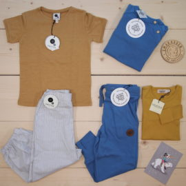 This is a The Childish Stylist that we prepared for a boy in the style cute in size 104.