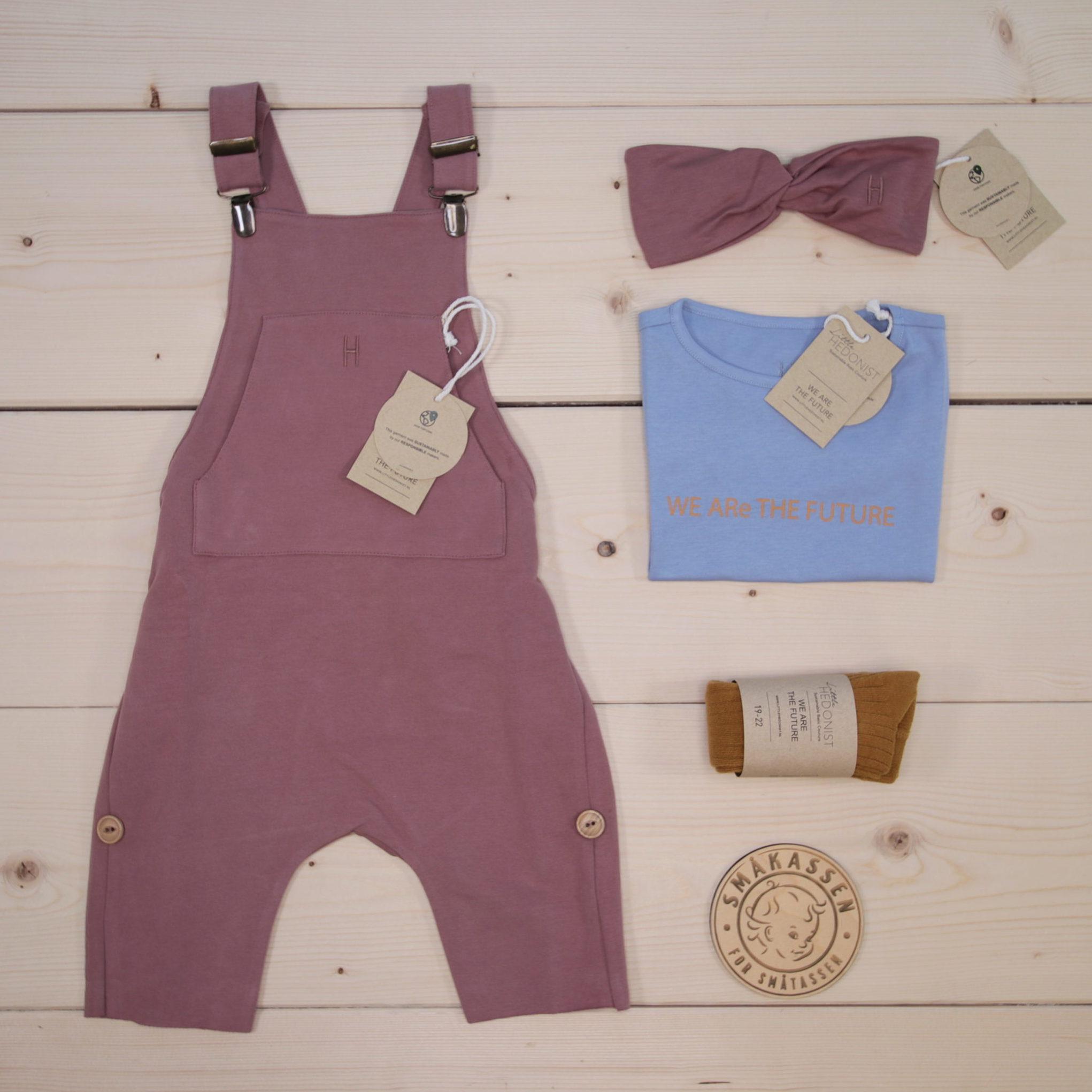 Dette er en 1500 NOK* The Childish Stylist som vi forberedte for en jente i stilene cute og cool i størrelse 86